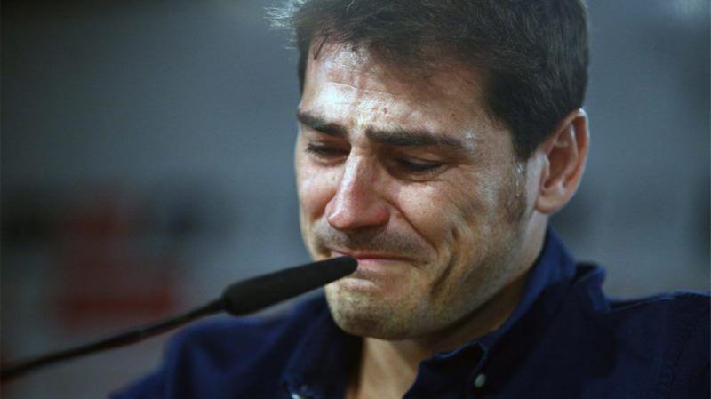 Casillas tourne la page sur 25 ans avec le Real Madrid
