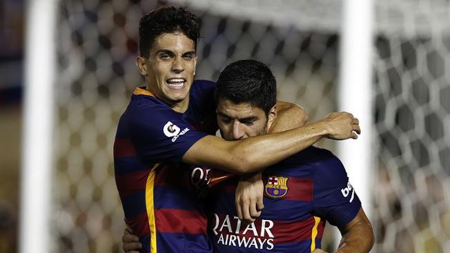 Un FC Barcelone appliqué et sérieux lance sa saison avec une victoire