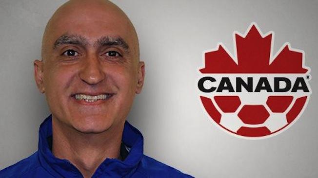 Issac Raymond nommé Gestionnaire du département de l'arbitrage de Canada Soccer