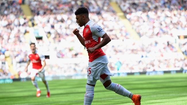 Arsenal repart de l'avant à Newcastle
