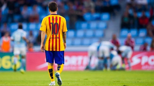Le Celta foudroie le Barça, le Real puissance Benzema