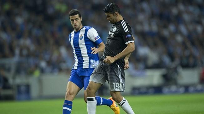 Chelsea déraille à Porto