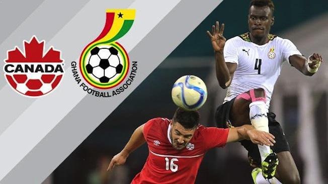 Prestation impressionante des Canadiens dans un nul contre le Ghana