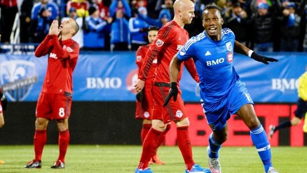 L'Impact blanchit le Toronto FC 3-0 en match de barrage des séries