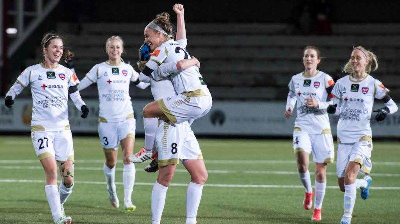 Champion de Suède, Rosengård rejoint Paris et Lyon en quarts de finale