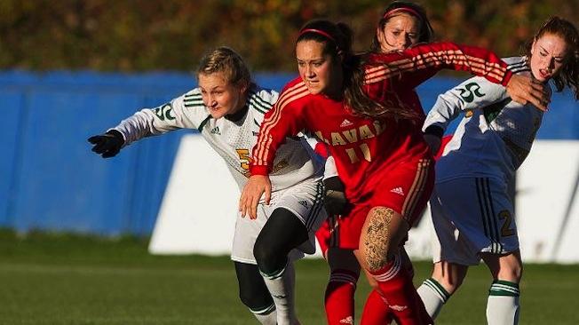 Le Rouge et Or décroche le bronze à Vancouver