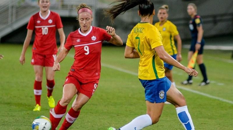 L'équipe nationale féminine termine 2ième au tournoi des 4 nations de Natal 2015