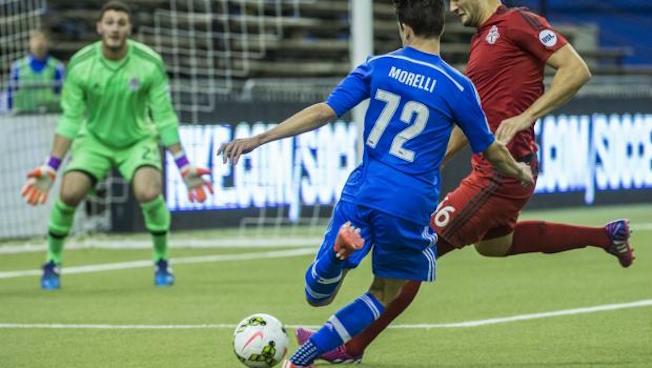 Le FC Montréal l'emporte 3-2 sur l'Université Laval