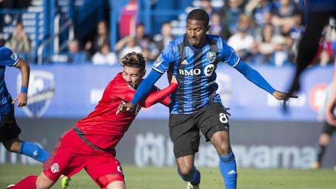 L'Impact s'incline 2-0 contre le Toronto FC