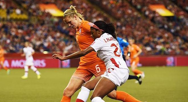 L'équipe nationale féminine de soccer du Canada présente sa sélection pour le match amical contre les Pays-Bas