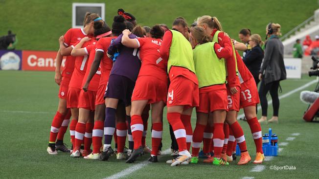 Nomination de l'équipe nationale féminine de soccer pour Rio 2016