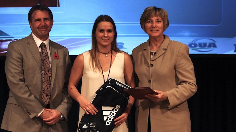 Arielle Roy-Petitclerc choisie joueuse par excellence au pays