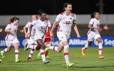 Le Canada remporte la victoire 1:0 face au Danemark à son premier match de la Coupe d'Algarve 2017