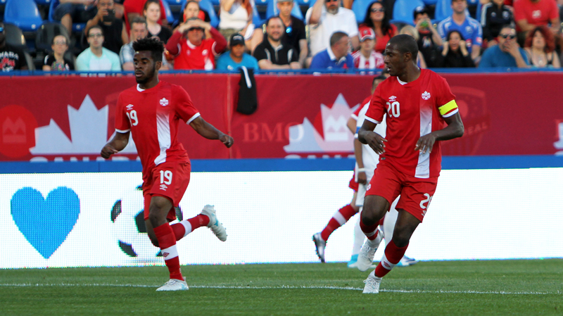 Le Canada sélectionne une équipe dynamique pour la Gold Cup de la CONCACAF 2017