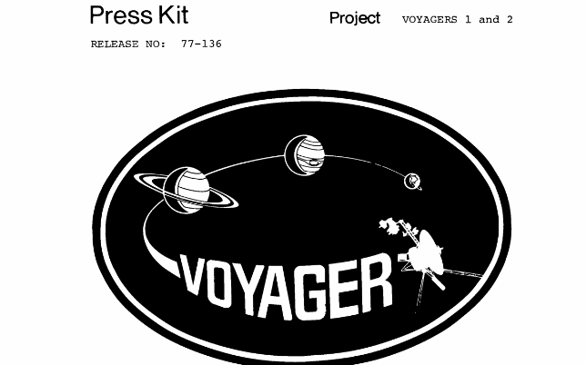 PDF. Voyager 1 & 2 Launch Press Kit. Agosto 1977