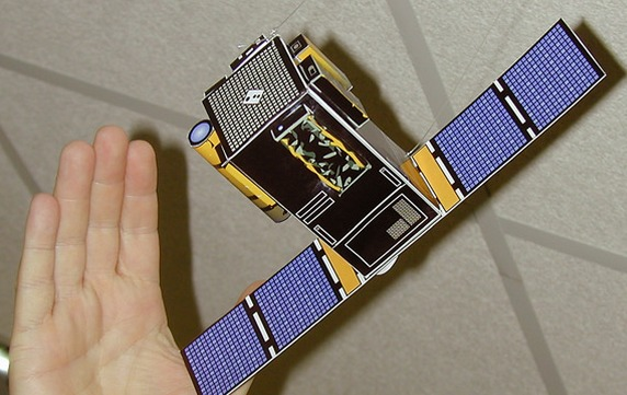 PDF. Modelos de Papel. Observatorio Solar SOHO