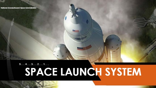 PDF. NASA's Space Launch System takes shape