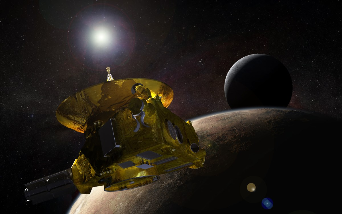 TXT. Nota de Prensa NASA. NASA seeks proposals for Pluto Mission
