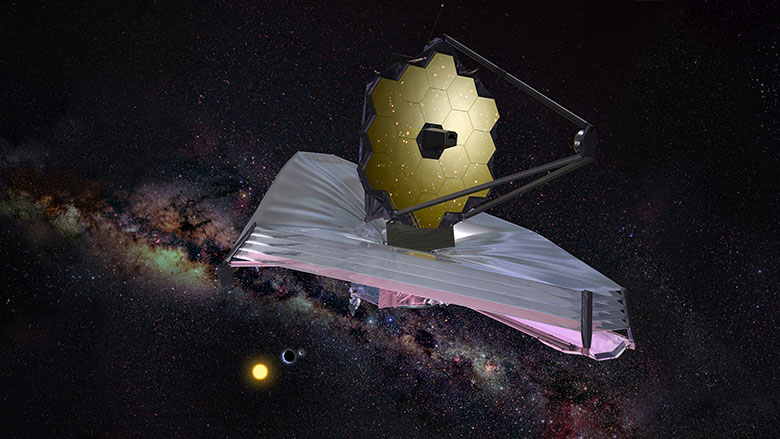 PDF. James Webb Space Telescope. The First Light Machine (feb14)