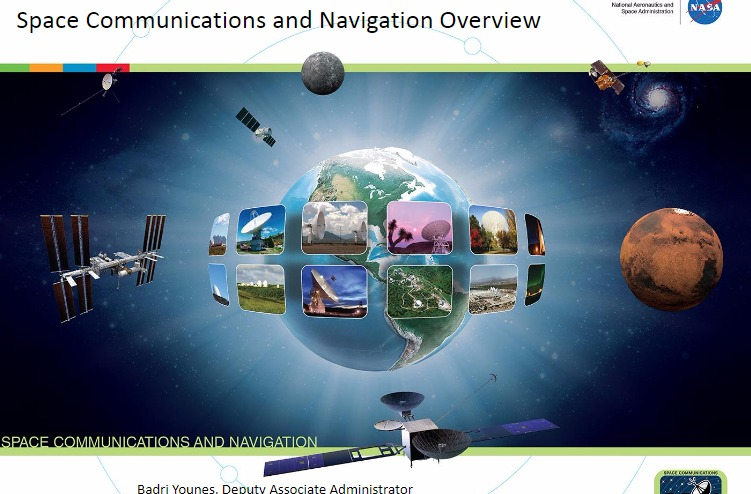 PDF. Space Communications and Navigation Overview (SCaN)
