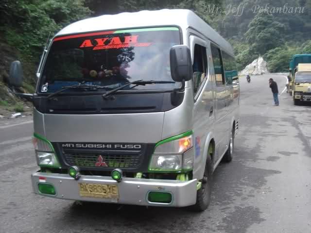 Foto Bus Ayah