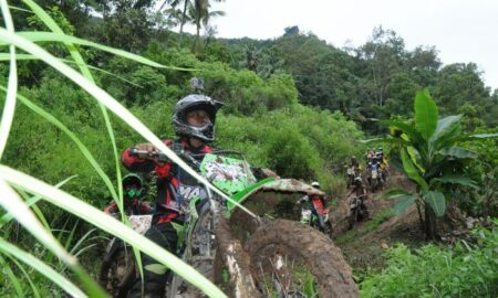 Sawahlunto Trail Adventure 2015