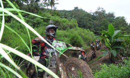 Sawahlunto Trail Adventure 2015