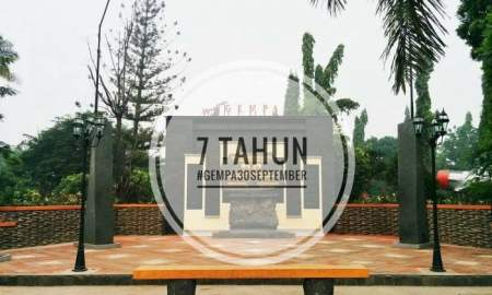 7 Tahun Gempa 30 September