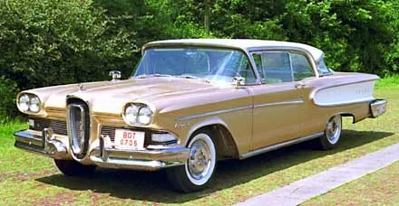 The Edsel | Discrete Choice Analysis