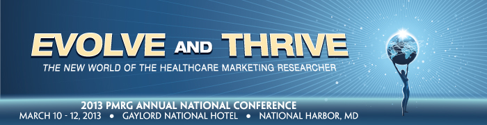Pharmaceutical Marketing Research Group Annual Conference