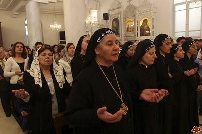 Les Chrtiens Syriens Pousss Vers La Sortie Par Jupp