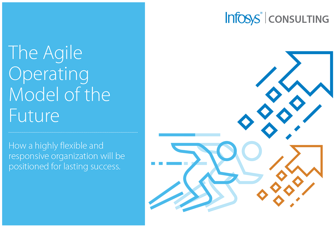 The Agile Operating Model of the Future  Infosys Consulting  One hub Many perspectives