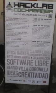 HackLab Cochabamba en acción