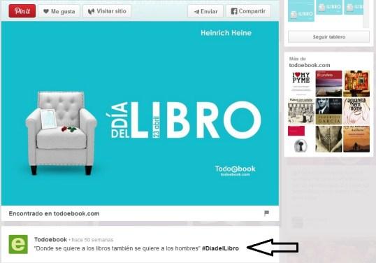 Cómo añadir etiquetas en Pinterest