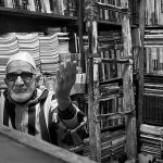 """Librarian of Marrakesh"" 6/Feb/2013 by Thomas Leuthard - http://j.mp/1qd5lUi"