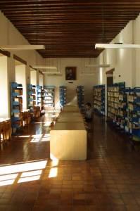 Biblioteca Pública de Oaxaca. Foto tomada del Centro Virtual Cervantes