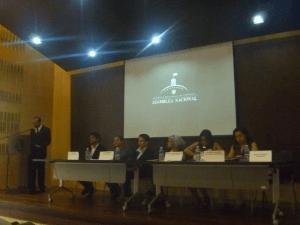 Conversatorio Ley de Bibliotecas en Venezuela