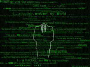 Gran parte del contenido de la Dark Web es creado por colectivos Hacker