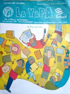 La Yapa, Publicación de la FCBCB (tapa)
