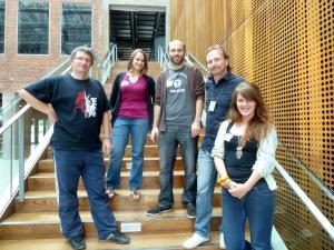 Organizadores IFLAcamp