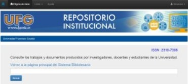 UFG Repositorio
