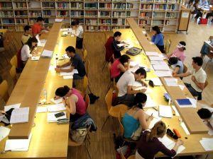 Los Universitarios y la Lectura