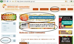 Sitio de Defensa del Consumidor (Argentina)