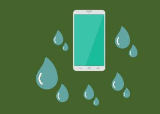 Celular caiu na agua - Como ressuscitar seu celular depois que caiu na água