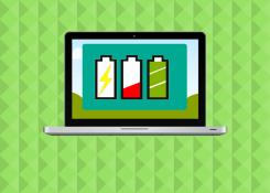 Como estender a vida útil da bateria de seu notebook.