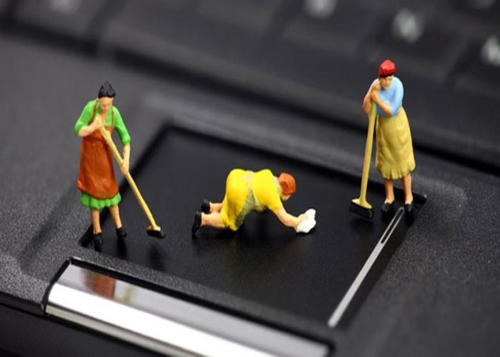 como limpar um computador corretamente - Como limpar um computador corretamente.