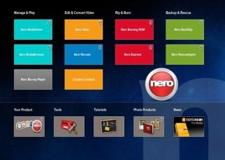 Nero - Com foco em dispositivos móveis e Ultra HD, Nero 2014 tem lançamento mundial