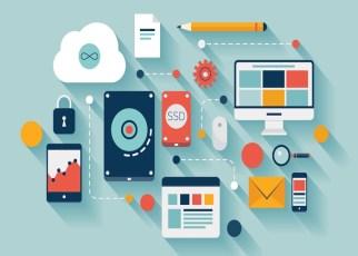 Internet das coisas 1 - As melhores plataformas para criação de sites.
