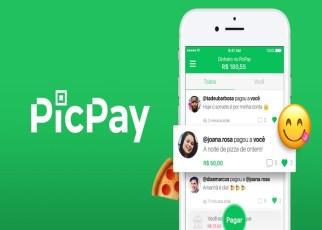 PicPay rede de pagamentos - Aplicativo PicPay transforma o Smartphone em carteira virtual.