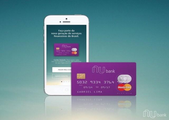 Nuconta, saque e função débito no seu cartão nubank.